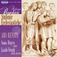 Banchieri, Adriano: Sinfonie Ecclesiastiche
