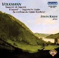Volkmann, Robert: Zongoraművek