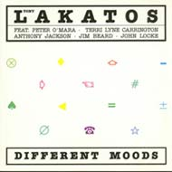 Lakatos, Tony: Different Moods