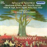 Musica Nostra - Kórusművek