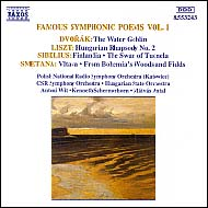 Famous Symphonic Poems Vol.1