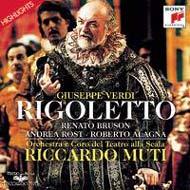 Verdi, Giuseppe: Rigoletto (részletek)