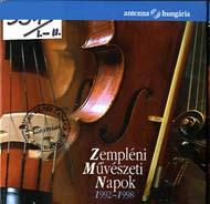 Zempléni Művészeti Napok 1992-1998