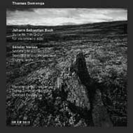 Thomas Demenga: J.S. Bach, Sándor Veress