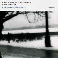 Zehetmair Quartett: K.A.Hartmann/Béla Bartók