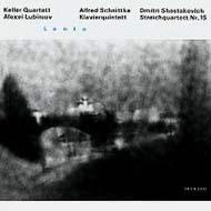 Schnittke, Alfred: Zongoraötös; Sosztakovics, Dimitrij: Vonósnégyes No. 15, op. 144