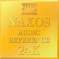 Audio Reference 24K