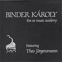 Binder Károly & Szőke Szabolcs - feat. Theo Jörgensmann, Federico Sanesi - Pangea: Live at Music Academy