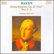 Haydn Vonósnégyesek Op.20 No.4-6