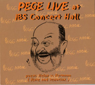 Pege Aladár: Pege Live at IBS Concert Hall