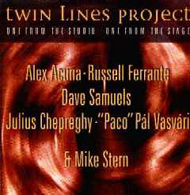 Twin Lines Project: One from the Studio, One from the Stage
