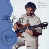 Pál Vasvári String Trio: Azur