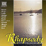 Rhapsody: Classics for Relaxing and Dreaming