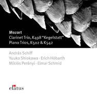 Mozart, W. A.: Clarinet Trio, K498