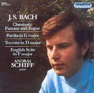 Bach, J. S.: Zongoraművek
