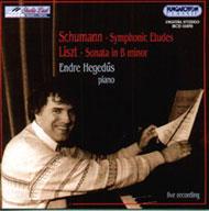 Liszt Ferenc: Szerelmi álmok No.3; h-moll szonáta / Schumann: Szimfonikus etüdök
