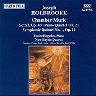 Holbrook, Joseph: Chamber Music
