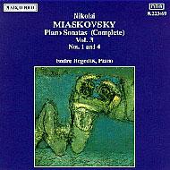 Mjaszkovszkij, Nyikolaj: Zongoraszonáták I. és IV.