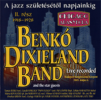 Benkó Dixieland Band: Chicago Aranykora