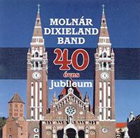 Molnár Dixieland Band: 40 éves jubileum