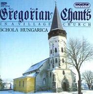 Gregorián egy falusi templomban - Rorate-mise; Virágvasárnapi körmenet