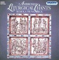 Ambroziánus liturgikus énekek