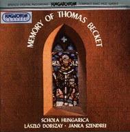 Becket Tamás emlékezete