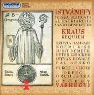 Istvánffy Benedek: Szent Benedek mise; Kraus, Joseph Martin: Requiem