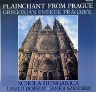 Gregorián énekek Prágából