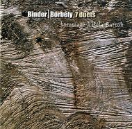 Binder - Borbély: 7 Duets