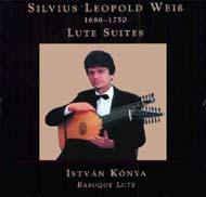 Weiss, Silvius Leopold: Lantszvitek