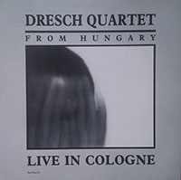 Dresch Quartet: Live in Cologne
