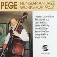 Pege Aladár: Hungarian Jazz Workshop No. 2