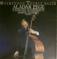 Pege Aladár: The Virtuoso Double Bass of Aladár Pege