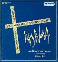 Kortárs magyar misék