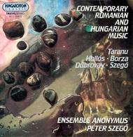 Kortárs román és magyar zene
