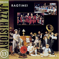 Hungarian Jazz History 13. - Ragtime!