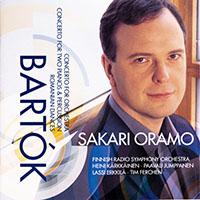 Bartók Béla: Concerto zenekarra; Concerto két zongorára és ütőhangszerekre; Román népi táncok