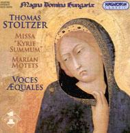 Stoltzer, Thomas: Missa
