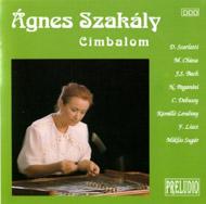 Szakály Ágnes: Cimbalom