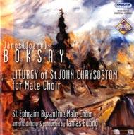 Boksay, János (Joann): Aranyszájú Szent János Liturgiája férfikarra