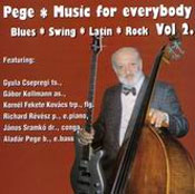Pege Aladár: Music for everybody vol.2