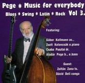Pege: Music for everybody vol.3