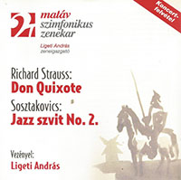 Strauss, Richard: Don Quixote, Sosztakovics: Jazz szvit no.2.