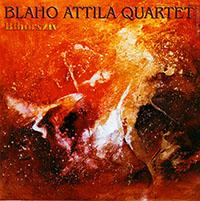 Blahó Attila Quartet: Bíborszív