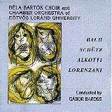 Bach - Shütz - Aleotti - Lorenziani