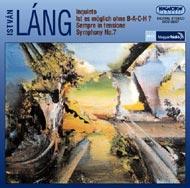 Láng István: Inquieto, Sempre in tensione, Ist es möglich ohne B-A-C-H, VII. Szimfonia