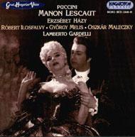 Puccini, Giacomo: Manon Lescaut