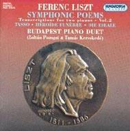 Liszt Ferenc: Szimfonikus költemények - kétzongorás átiratai II.