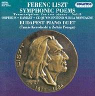 Liszt Ferenc: Szimfonikus költemények - kétzongorás átiratok III.